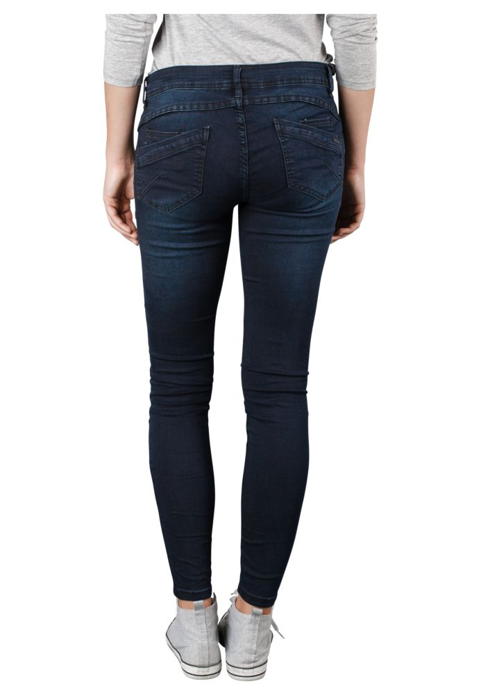 Vorschau: Dark Blue Stretch Jeans