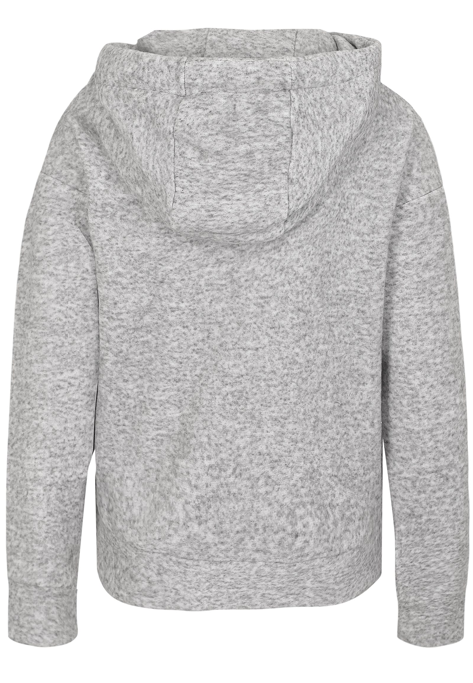 Vorschau: Hoodie in Fleece-Optik