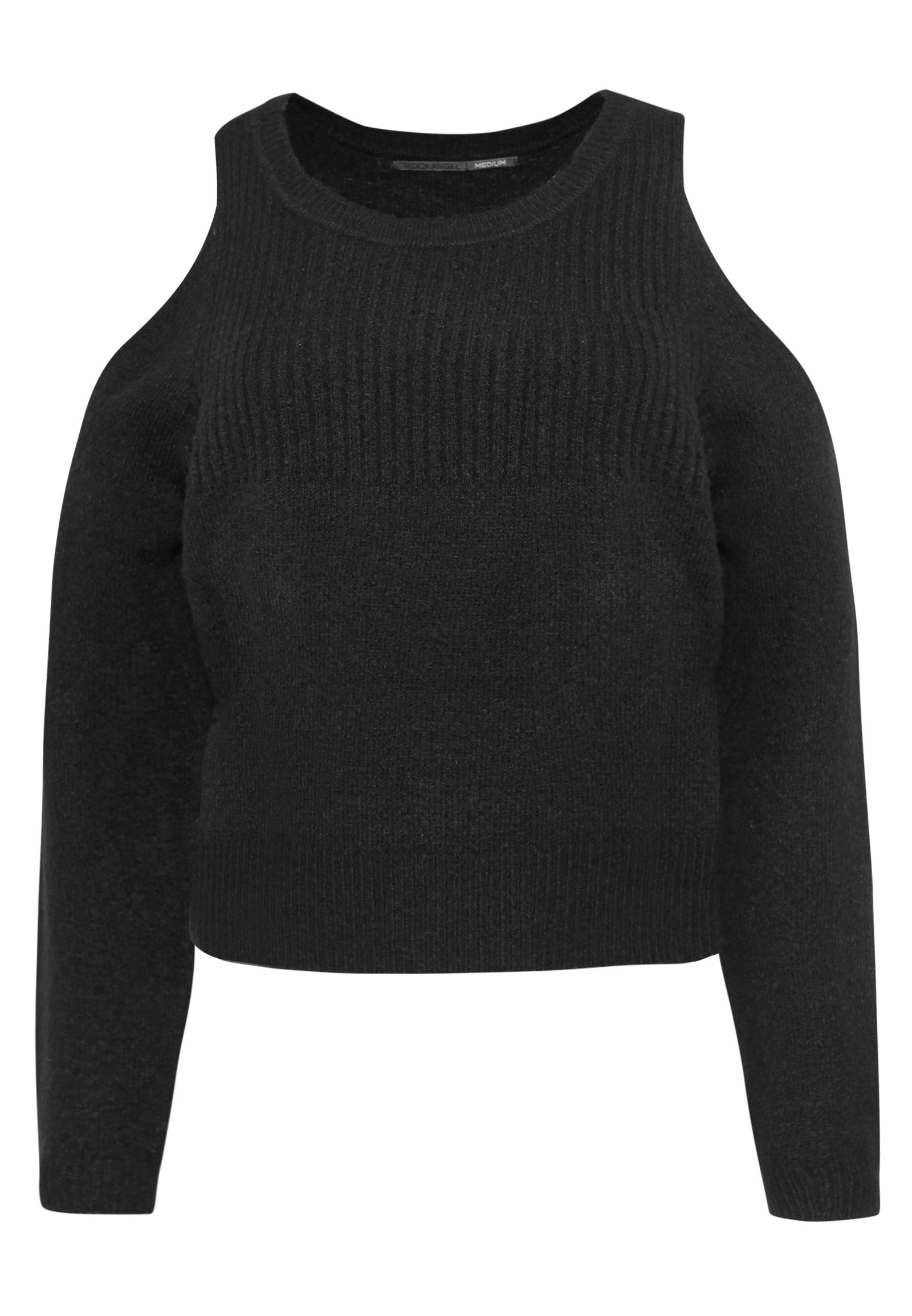 Woll Strickpullover GISELLE