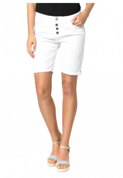 Loose Fit Damen Bermuda