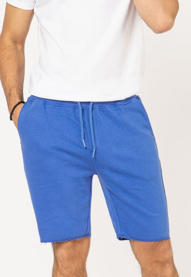Sweat Shorts in Pastellfarben