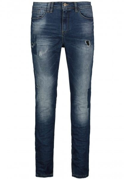 Slim-Fit Jeanshose BILL