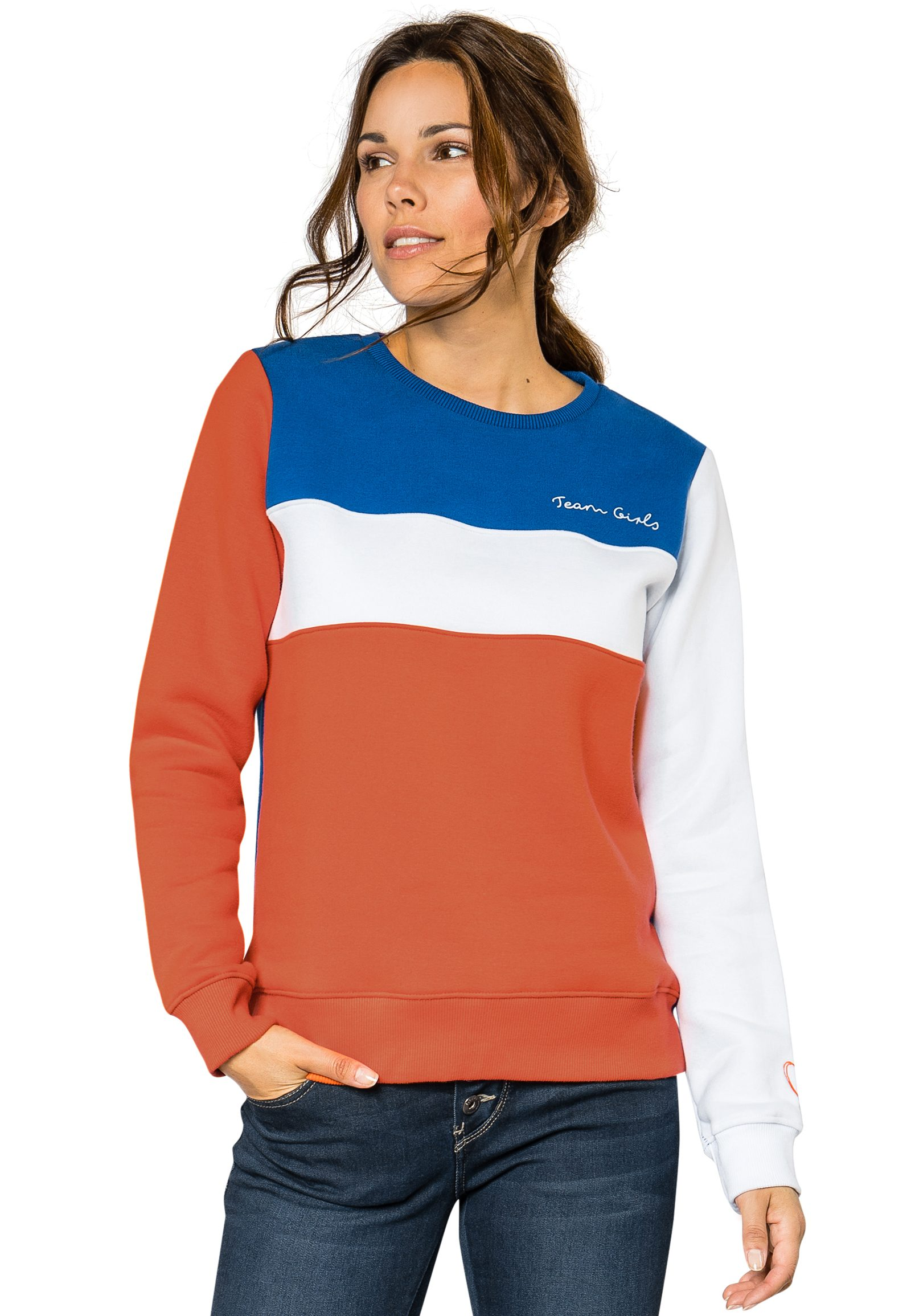 Vorschau: Colourblock Sweatshirt