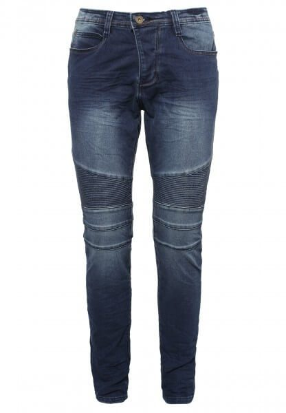 Sweat Jeans in Denim Optik