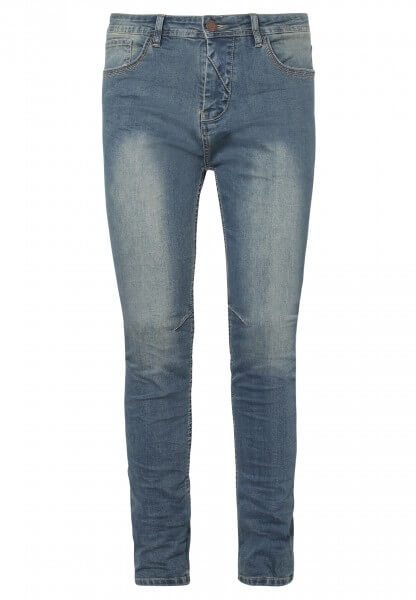 5-Pocket Herren Used Jeans