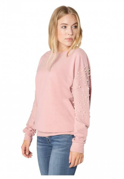 Perlen Sweatshirt SUE