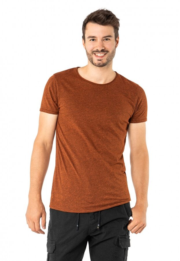 Schlichtes Basic T-Shirt