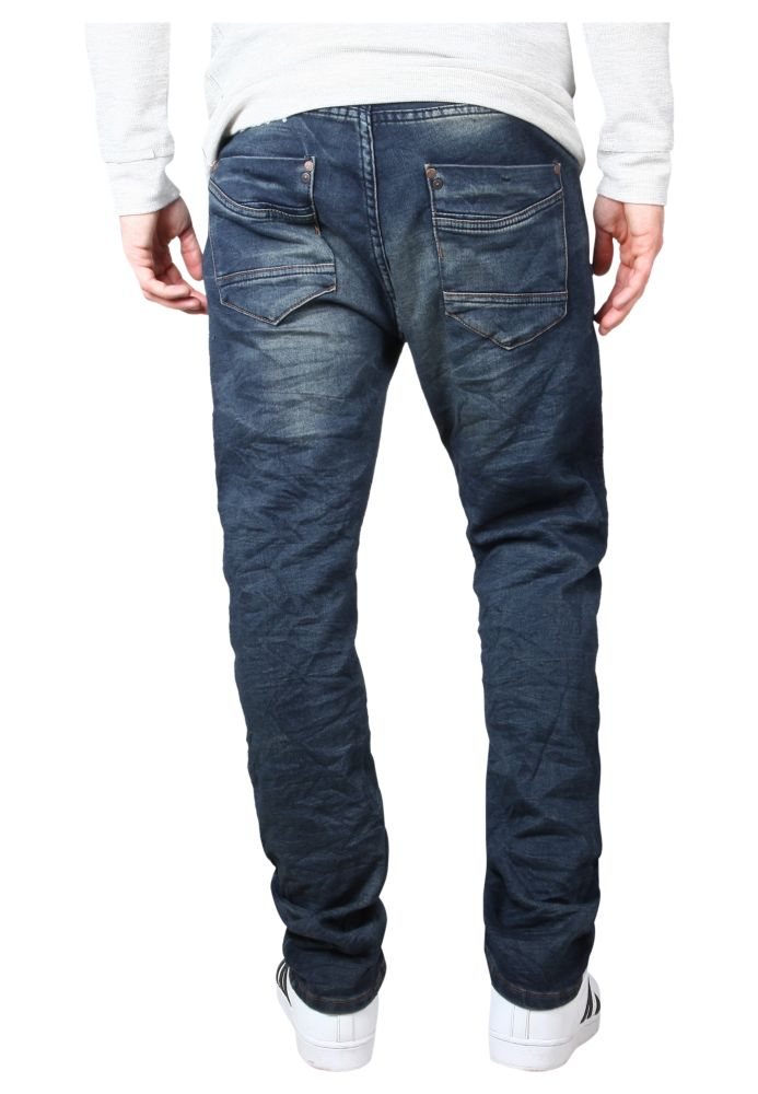 Vorschau: Sweat Jeans - Zipper