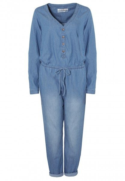 Denim Overall AMELIE