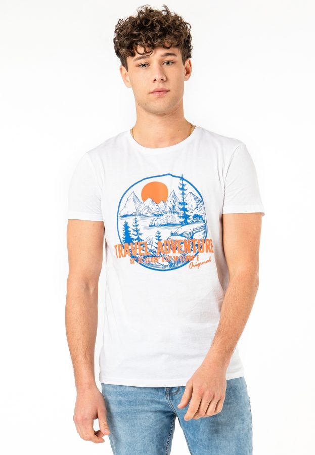 "T-Shirt ""Travel Adventure"""